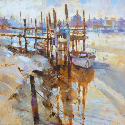 Chris FORSEY-Early One Morning, Southwold