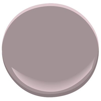 The paint color of my bedroom. It's actually very lavender/lilac looking. Saw it on display at Ikea. It's a lovely, romantic color but not overly feminine