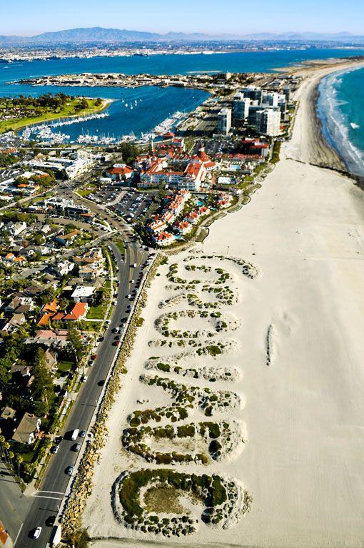 Coronado California: Favorite Places & Spaces