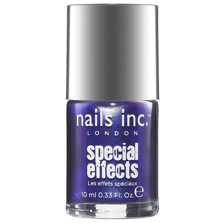 nails inc. Special Effects Mirror Metallic Nail Polish