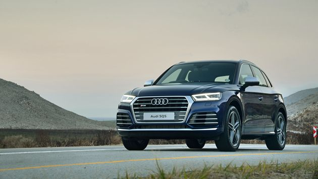 2020 Audi SQ5 Review
