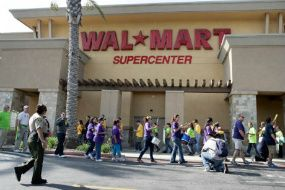 Walmart workers are now threatening to walk out on the year's biggest shopping dayOne day after Walmart employees in twelve states launched a major strike, today workers issued an ultimatum to the retail giant: Stop retaliating against workers trying to organize, or the year's most important shopping day, the Friday after Thanksgiving, will see the biggest disruptions yet. The announcement comes as 200 workers – some of them currently striking – have converged in the Walmart's Bentonville…