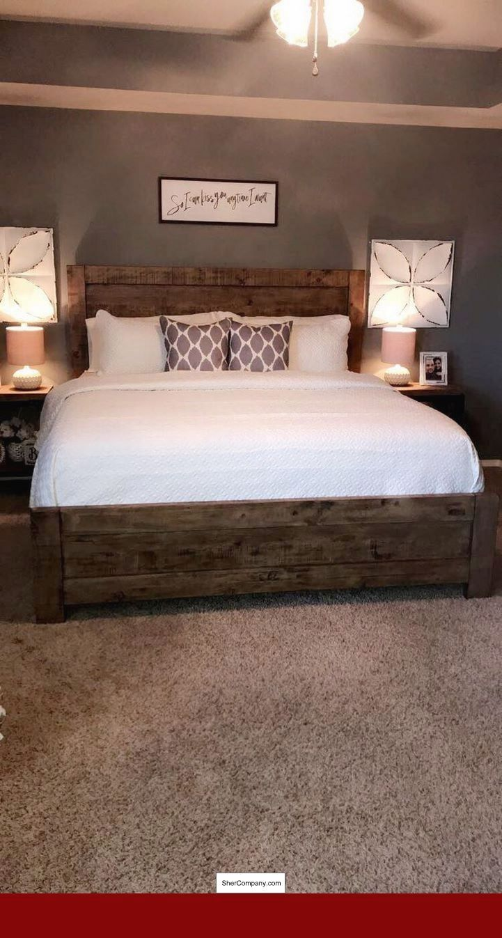 Stylish Bedroom Decor For Your Home Check The Image For Various Diy Bedroom Decorating Ideas 92283477 Be Remodel Bedroom Master Bedrooms Decor Home Bedroom Rustic bedroom decorating ideas