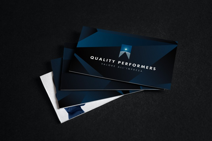 Quality Performers - Business Card
