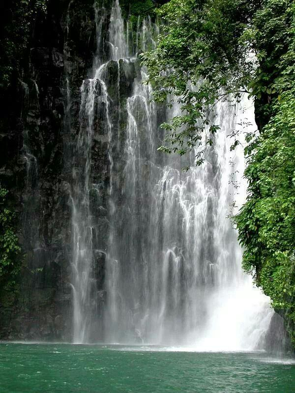 Waterfalls at Marilog District, Davao City, Philippines
