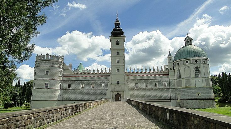 Krasiczyn // Do you want to visit Krasiczyn? check http://eltours.com/tailor-made-customized-tours