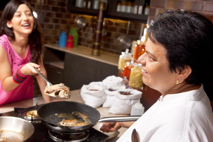 Learning the art of the kitchen with top chef Edia Cotta and the culinary classes #Luxury #Goa