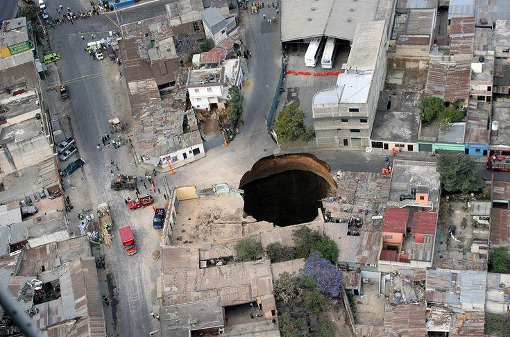 without photoshop - #Guatemala City, Guatemala