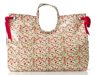 Lou Harvey - Beach Bag - Large - Ditsy Floral - Multi