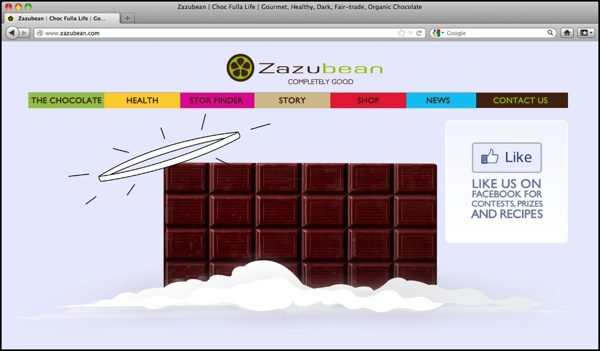 Zazubean| Completely Good by Kinnari Patel, via Behance