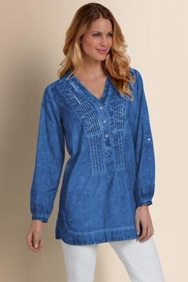Sedona Shirt - Womens Shirts, Womens Casual Shirts | Soft Surroundings