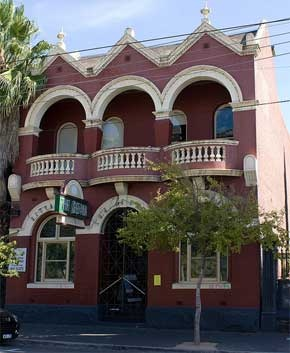 The venue for this year's performances at MICOM festival. Come and join us at The Aegean, 19 Brunswick Street, Fitzroy, Melbourne