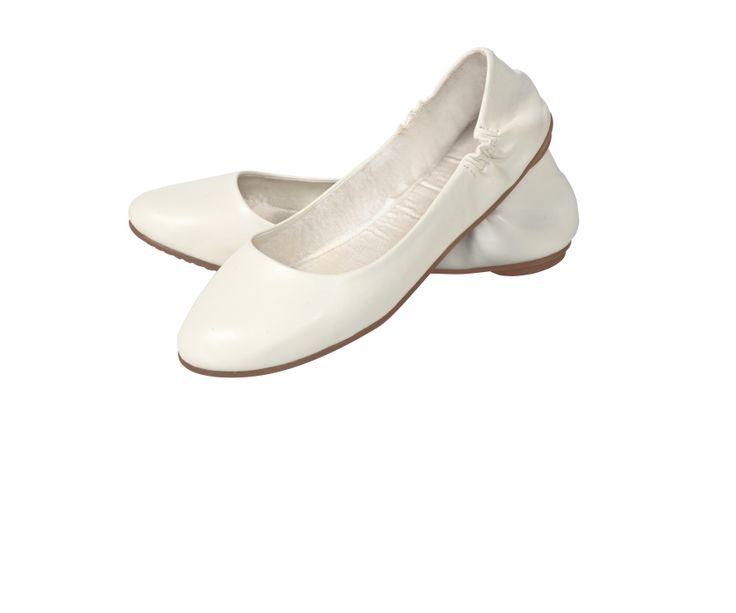 White footzyfolds