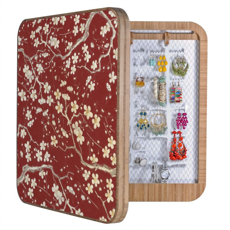 Belle13 Sakura Cherry Blossoms BlingBox   DENY Designs Home Accessories
