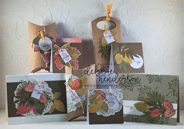 Debbie's Designs: Paper Pumpkin September 20147 Kit & Alternative Ideas!