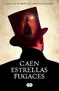 Libros en mi biblioteca: Caen estrellas fugaces, de José Gil Romero y Goret...