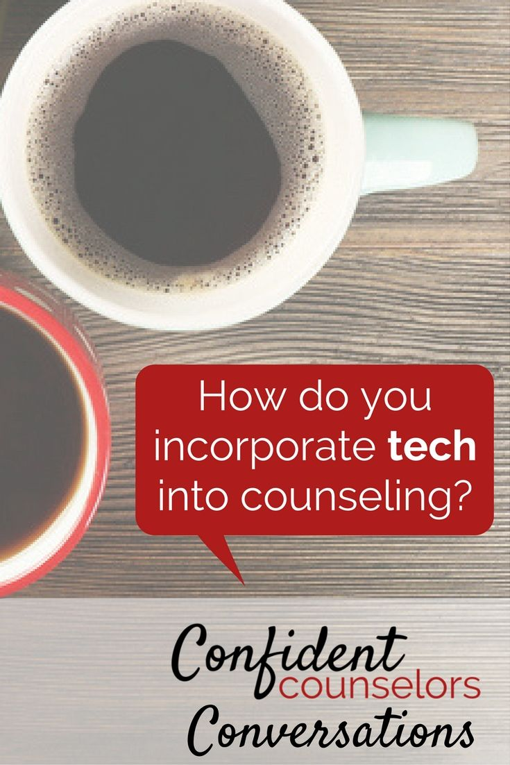 How do you use technology in school counseling? https://confidentcounselors.com/2018/01/19/technology-in-school-counseling/?utm_campaign=coschedule&utm_source=pinterest&utm_medium=Confident%20Counselors&utm_content=How%20do%20you%20use%20technology%20in%20school%20counseling%3F