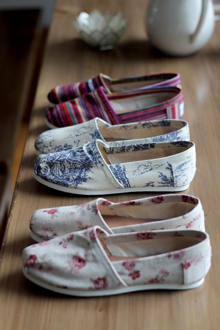 Handmade espadrilles by The Workshop | SS15  #7thought #boutiquecafe