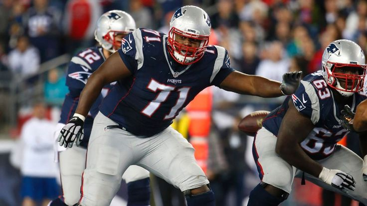 With their thin offensive line dealt another blow, the Patriots had to get creative, including moving Cameron Fleming from right tackle to left.