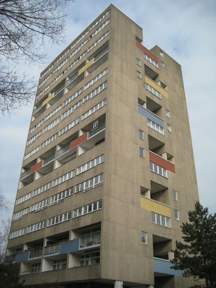 Van den Broek en Bakema, Hansaviertel