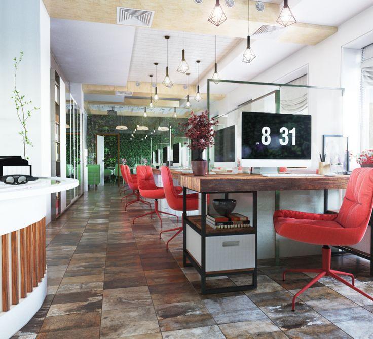 офиса Управления лесопромышленного комплекса.