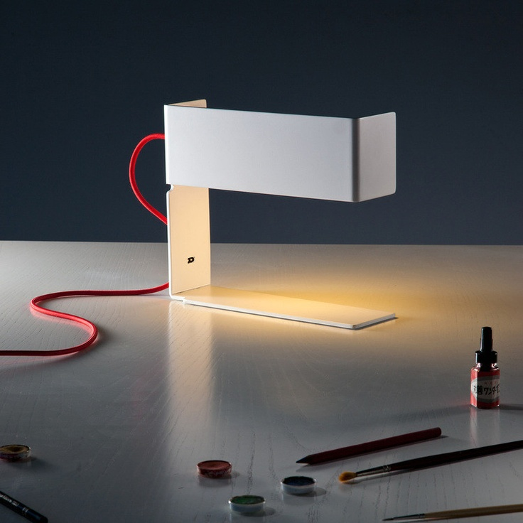 Design Aluminium Table Lamp BANDERO By Serge U0026 Robert Cornelissen 2011  Martinelli Luce Spa