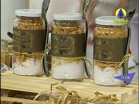 Santa Receita | Sabonete de Colher Gold por Peter Paiva - 17 de Março de...
