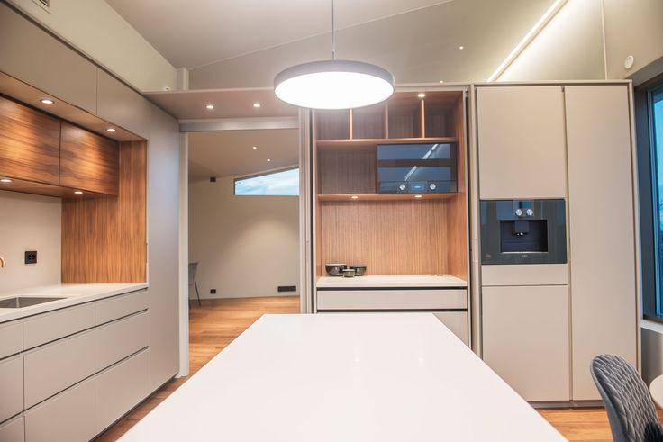 Singelfamily house  Built: 2016 Architect: Marita Hamre Kitchen: boform / Kielland AS Appliances: Gaggenau