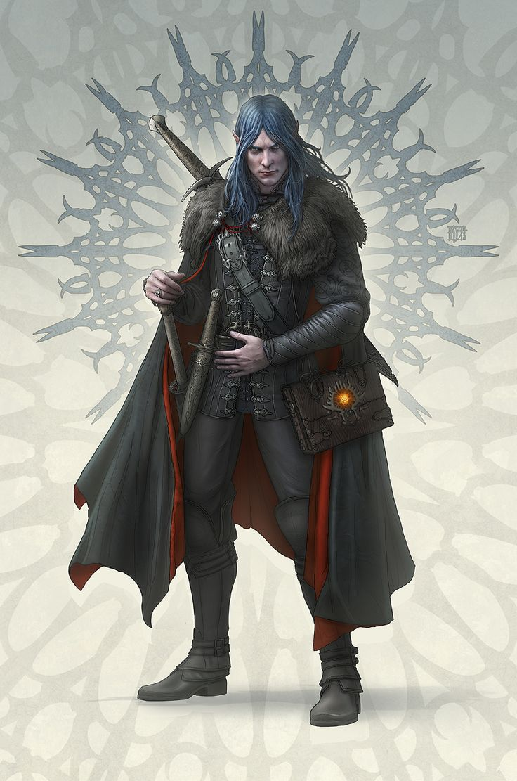 Moon Elf by kerembeyit | NOT OUR ART - Please click artwork for source | WRITING INSPIRATION for Dungeons and Dragons DND Pathfinder PFRPG Warhammer 40k Star Wars Shadowrun Call of Cthulhu and other d20 roleplaying fantasy science fiction scifi horror location equipment monster character game design | Create your own RPG Books w/ www.rpgbard.com