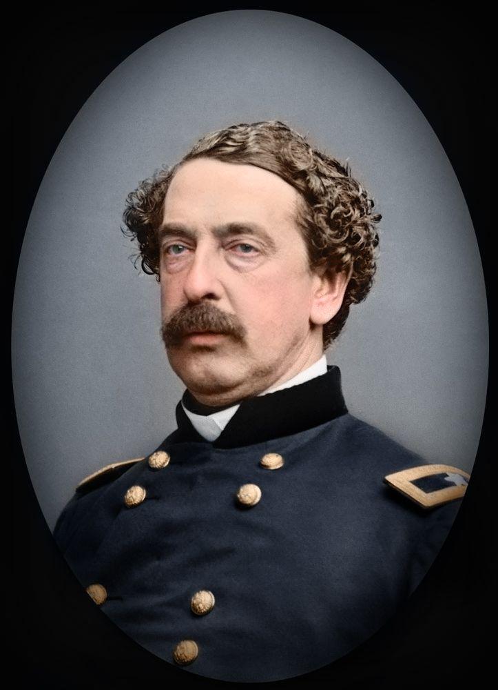 Union General Abner Doubleday