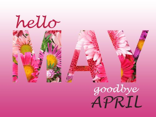 Welcome May! - Google Search