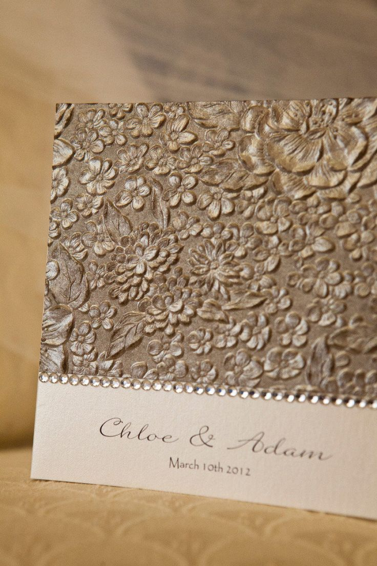 164 best Wedding Invitations images on Pinterest | Invitation ...