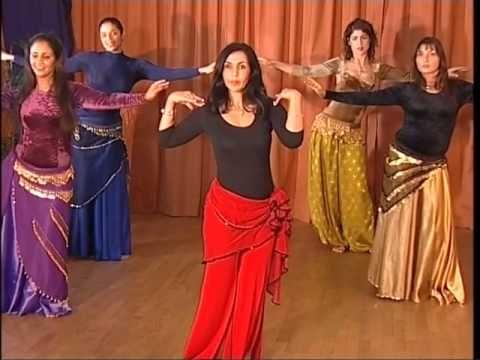Danse Studio : Danse Orientale - YouTube