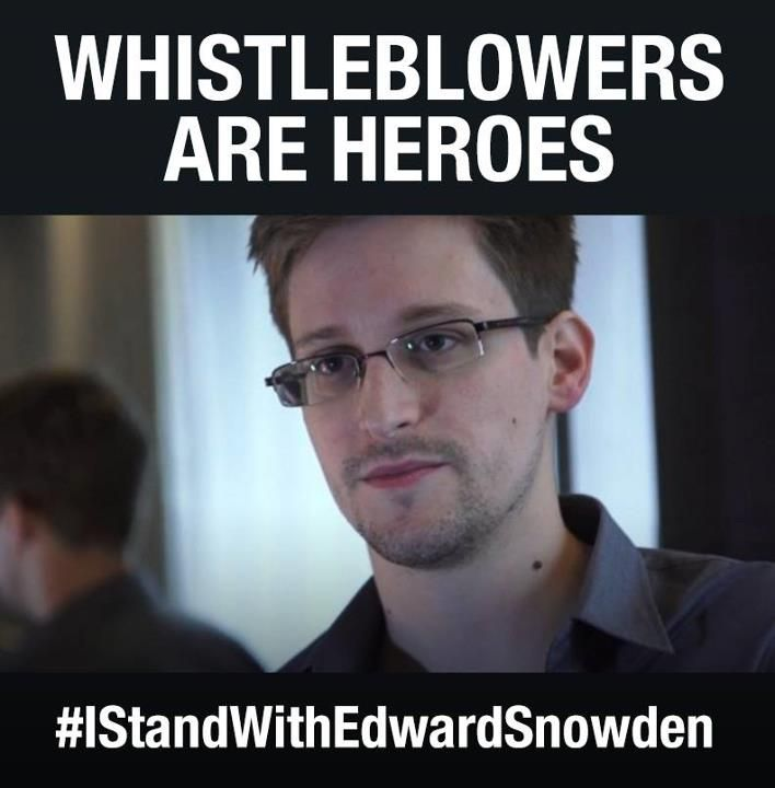 "Edward Snowden was The Guardian's 2013 person of the year and he was awarded the biennial German ""whistleblower prize"" in Aug. 2013. In Oct. 2013 he received the Sam Adams Award  in Moscow by a group of former US intelligence officers and whistleblowers, including FBI whistleblower Jesselyn Radack. In Jan. 2014 Snowden joined the board of directors of the Freedom of the Press Foundation, co-founded by Daniel Ellsberg, and in February 2014 he was elected as Rector of the University of…"