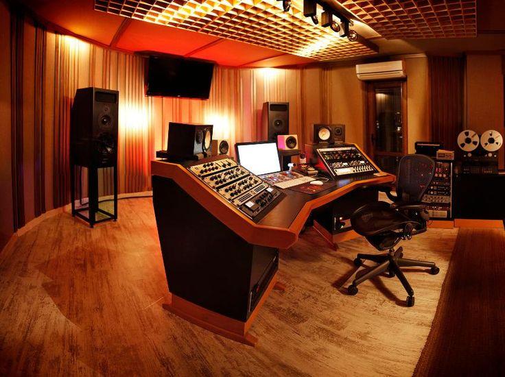 807 best Studio Acoustics/Design images on Pinterest   Recording ...