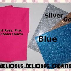 Original baggyt-shirt fille personnalisable !! prenom !! fringed en coton rose  taille 14/ 15 ans long 60cm belicious-delicious-creation