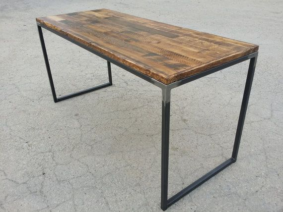 Our handcrafted Coffee Tables, TV/Media Stands and Desks are created from reclaimed pallet wood, and maintain the character of a pallet through