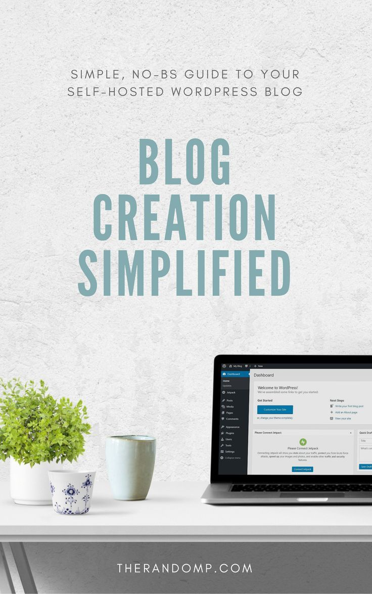 Blog Creation Simplified is a full Wordpress website creation guide for starters. This WP guide includes answers to questions like: What is website hosting? How to choose the best website host? Why Siteground is the perfect choice for starters? How to get a Wordpress blog? What are Wordpress themes and how to choose the best one? This is a FREE guide to website creation: http://blogcreation.therandomp.com/