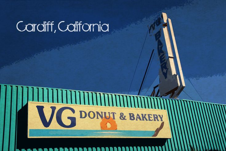 Love VG Donuts in Cardiff, CA