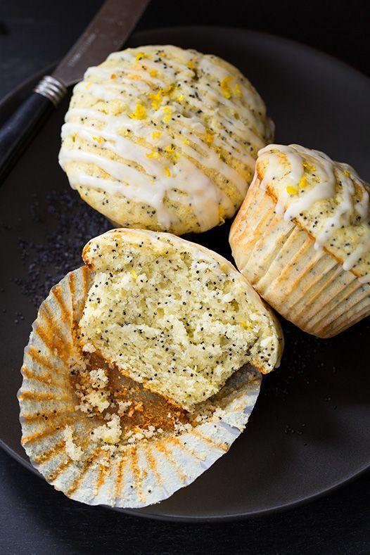 Lemon poppyseed muffin recipe! My favorite breakfast food.