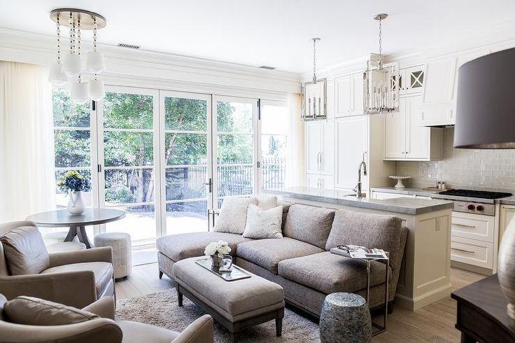 Best 25 kitchen dining combo ideas on pinterest - Kitchen dining room and living room all open ...