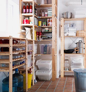 74 best Pantry Organization Project images on Pinterest Kitchen - k amp uuml che ikea kosten