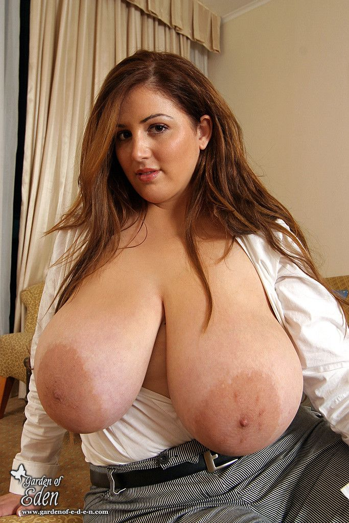 giant sized tits