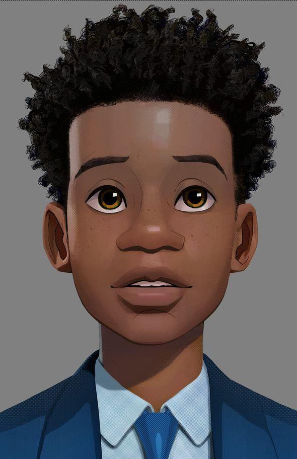Black Art Male Black Cartoon Characters Cartoon Character Design Male Cartoon Characters