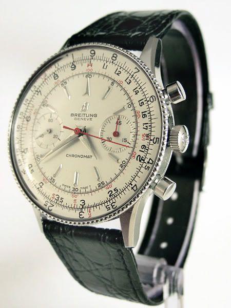 Breitling vintage ref Chronomat 808 1967