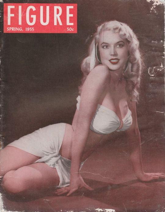 Betty Brosmer, 1955