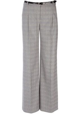 Фасоны и модели брюк и шорт для фигуры Яблоко