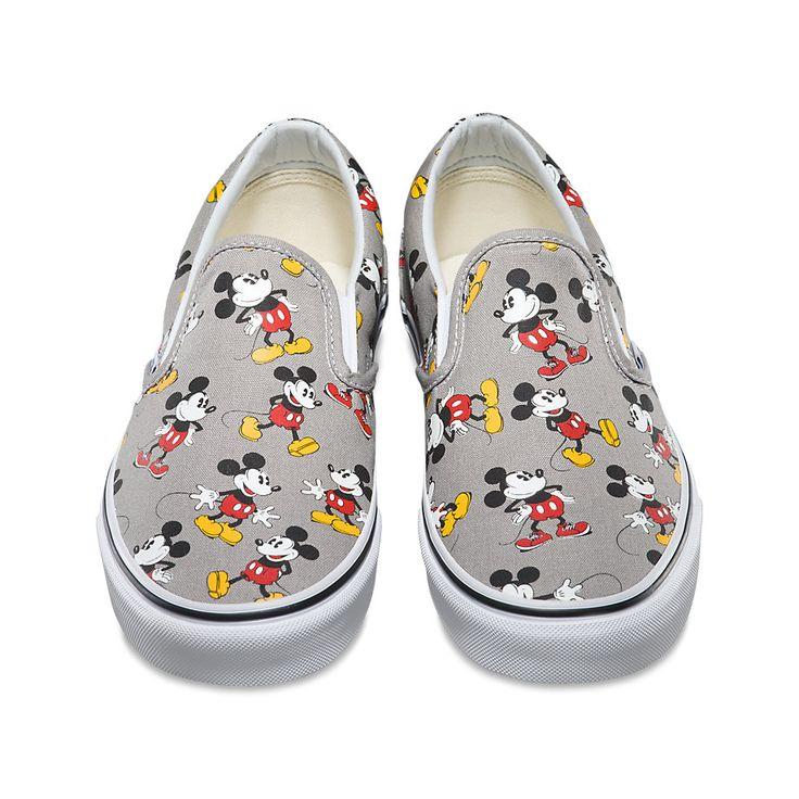 tenis mickey mouse vans