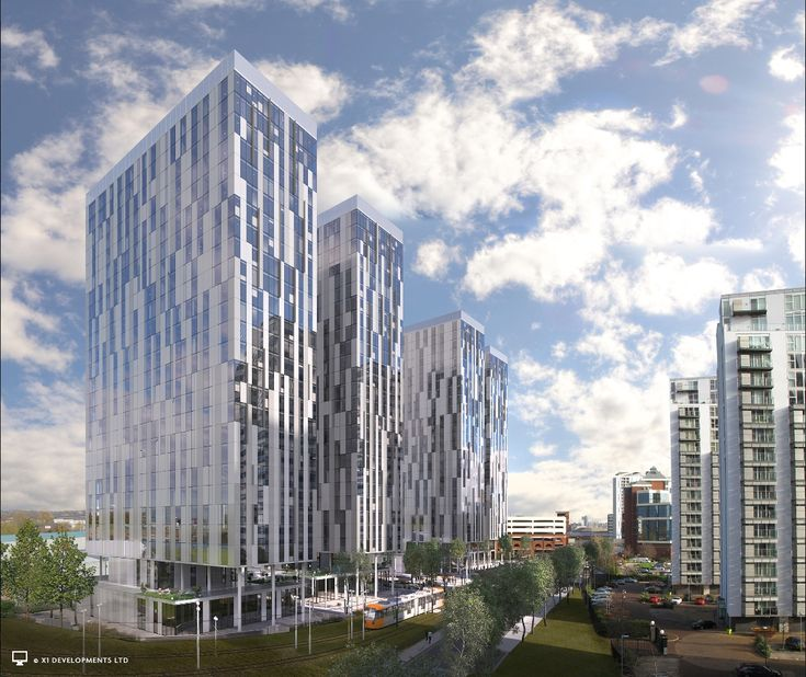 MANCHESTER | Projects & Construction - Page 45 - SkyscraperCity