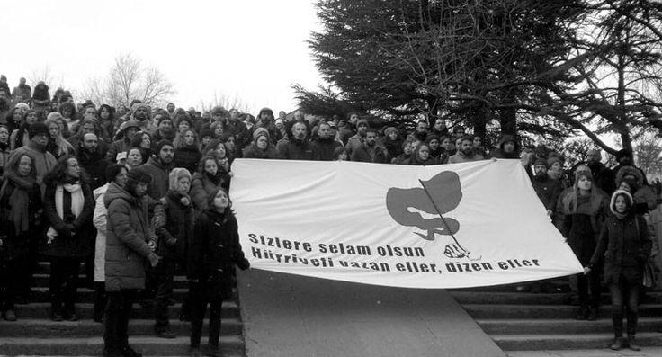 ODTÜ 'akademik kıyım'a ses yükseltti: Köklü üniversiteler yerle bir edildi